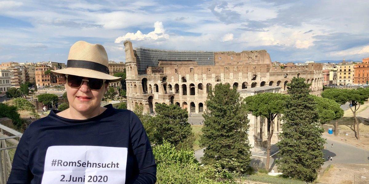 Kolosseum Palatin Neueröffnung Parco del Colosseo