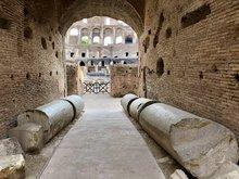 Kolosseum Amphitheater der Flavier